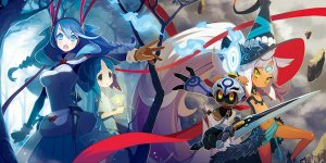 The Witch and the Hundred Knight 2 banner