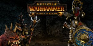 Total War: Warhammer The King and the Warlord banner