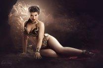 Cosplay Leia