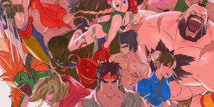 Ultra Street Fighter II: The Final Challengers banner
