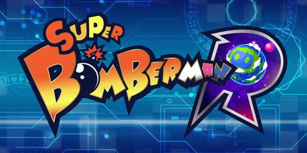 Super Bomberman R banner