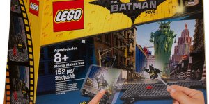 Banner The LEGO Batman - Il Film Movie Maker Set