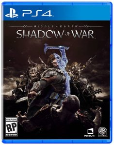 Middle Earth: Shadow of War cover