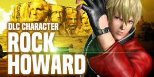 The King of Fighters XIV Rock Howard banner