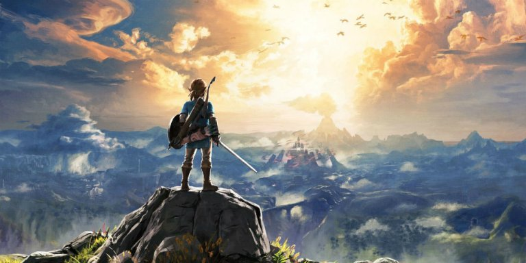 The Legend of Zelda: Breath of the Wild megaslide