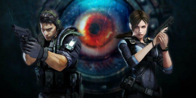 Resident Evil Revelations HD megaslide