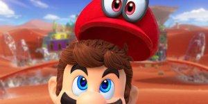 Super Mario Odyssey megaslide