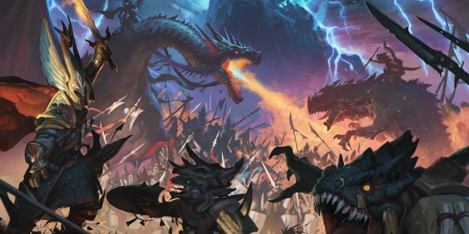 Total War: Warhammer II megaslide