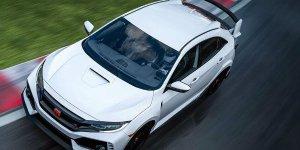 Forza Motorsport 7 Honda Civic Type R 2018 banner