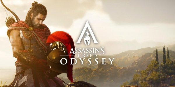 Assassin's Creed Odyssey banner megaslide