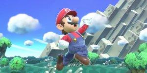 Super Smash Bros. Ultimate banner megaslide
