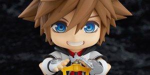 Kingdom Hearts Nendoroid Sora