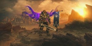 Diablo III: Eternal Collection Nintendo Switch banner