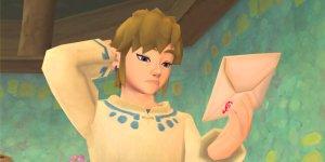 The Legend of Zelda: Skyward Sword megaslide
