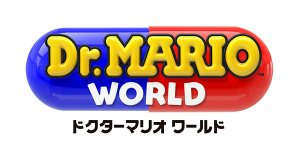 Dr. Mario World banner