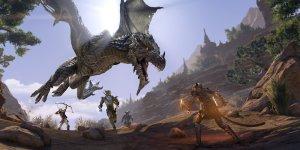 The Elder Scrolls Online Elsweyr banner