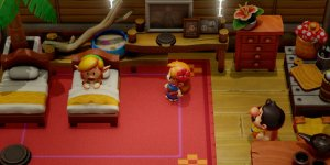 The Legend of Zelda: Link's Awakening banner