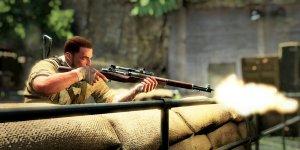 Sniper Elite 3 Ultimate Edition Nintendo Switch banner