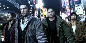 The Yakuza Remastered Collection banner