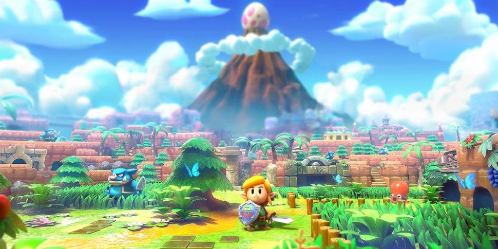 The Legend of Zelda: Link's Awakening banner