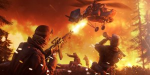 Firestorm, Battlefield V