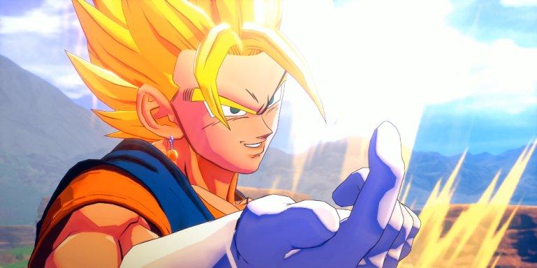 Dragon Ball Z: Kakarot banner