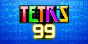 Tetris 99 banner