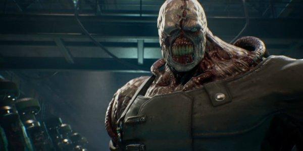 Resident Evil Nemesis banner