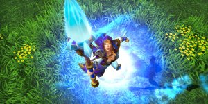 Warcraft III: Reforged banner