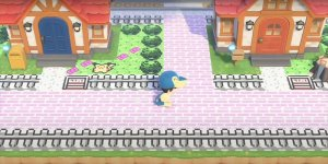 Animal Crossing Pokémon