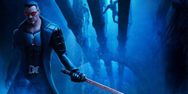 Fortnite Marvel Blade