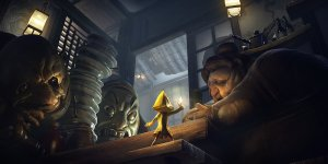 Little Nightmares Games With Gold
