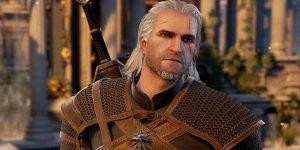 Cyberpunk 2077 Geralt
