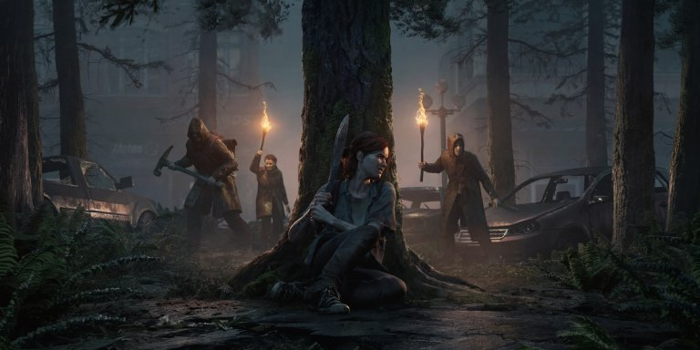 The Last of Us Parte II banner
