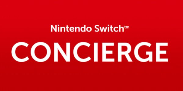 Nintendo Switch Concierge