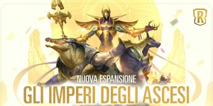 Legends of Runeterra espansione
