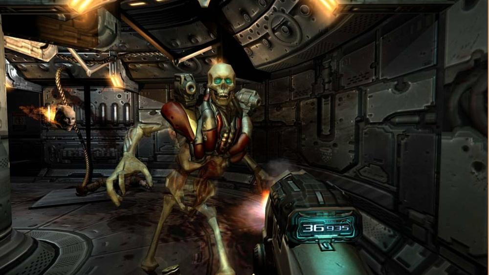 DOOM 3 VR Edition screenshot