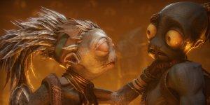 Oddworld: Soulstorm PlayStation Plus