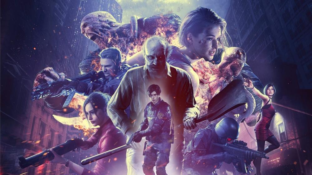 Resident Evil Reverse artwork