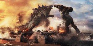 Godzilla vs Kong banner