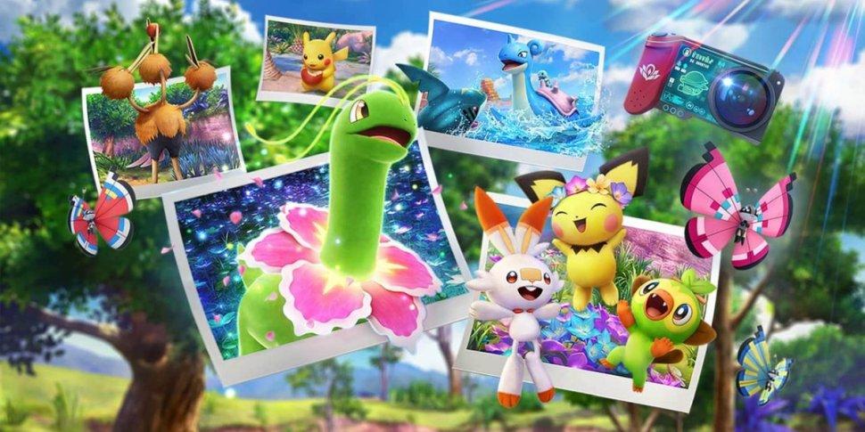 New Pokémon Snap banner