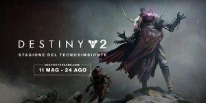 Destiny 2 stagione tecnosimbionte