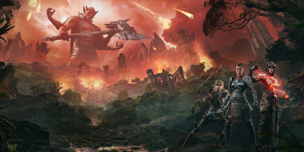 The Elder Scrolls Online Blackwood banner
