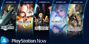 Final Fantasy Playstation Now