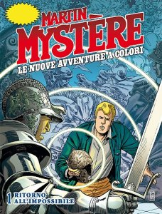 Martin Mystère - Le Nuove Avventure a Colori 1