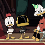 Behind DuckTales 1×14: McMystery at McDuck Manor!