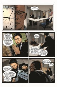 Punisher #1, anteprima 01