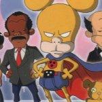 Chrono Rat-Man #88: La serie animata