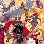 Top 100 USA: War of the Realms e Magic Order sono i fumetti più venduti di aprile