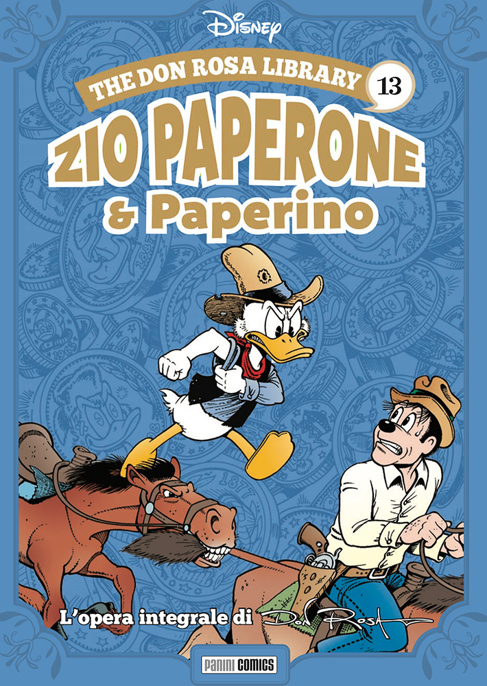 Zio Paperone & Paperino: The Don Rosa Library 13